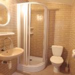 Penzion Jája - ubytování Lipno | Koupelna